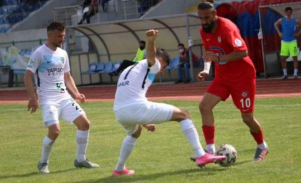 2. Lig: Zonguldak Kömürspor: 2 - Kocaelispor: 3