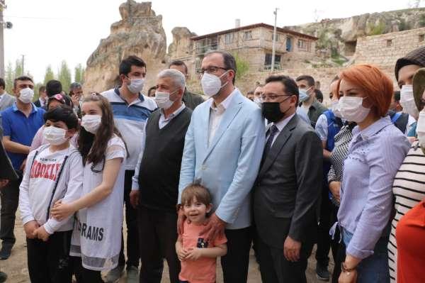 Bakan Kasapoğlu, Frig Vadisinde yürütülen spor turizmi yatırımlarını değerlendirdi
