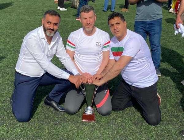 Diyarbekirspor teknik direktörü Şenol Demir tarihe geçti