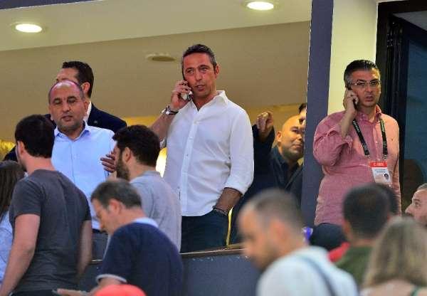 Ali Koç: 'İnşallah yarın şampiyon olacağız'