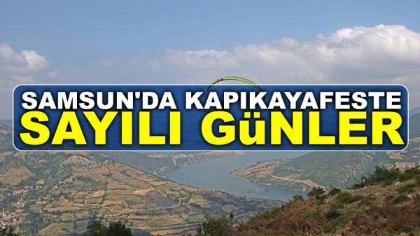 Samsun' Kapıkayafest hazırlıkları devam ediyor