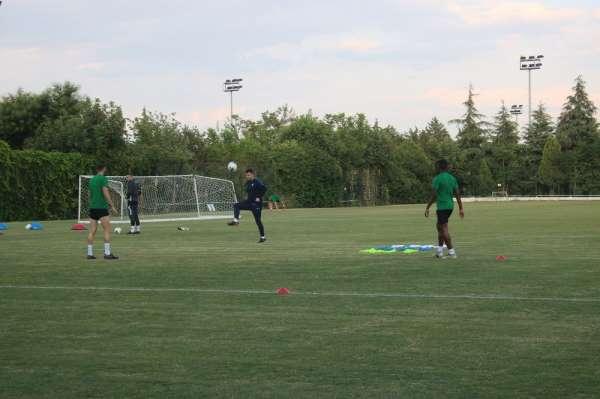 Yukatel Denizlispor, Antalyaspor maçı hazırlıklarını sürdürüyor