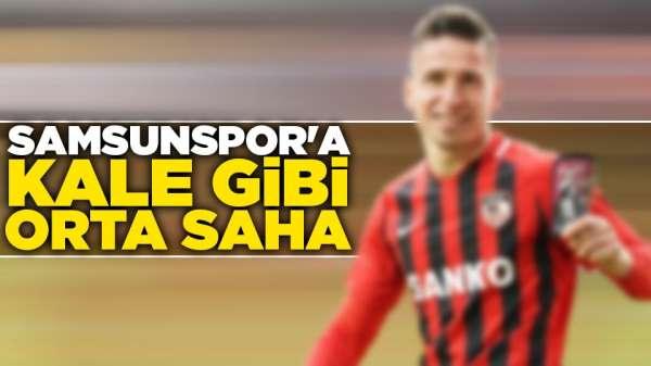 Samsunspor'da transfer hareketliliği