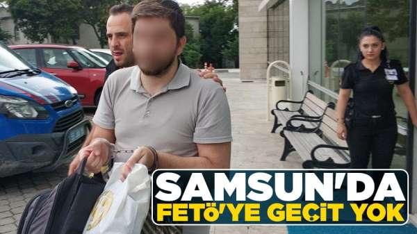 Samsun'da FETÖ'ye geçit yok