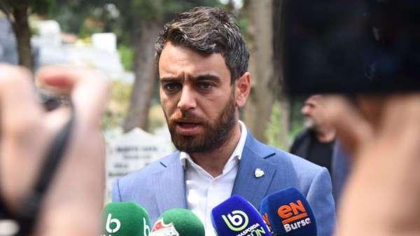 Bursaspor 2. Başkanı Emin Adanur, birlik çağrısında bulundu