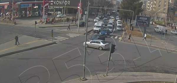 Diyarbakırdaki trafik kazaları KGYSye yansıdı