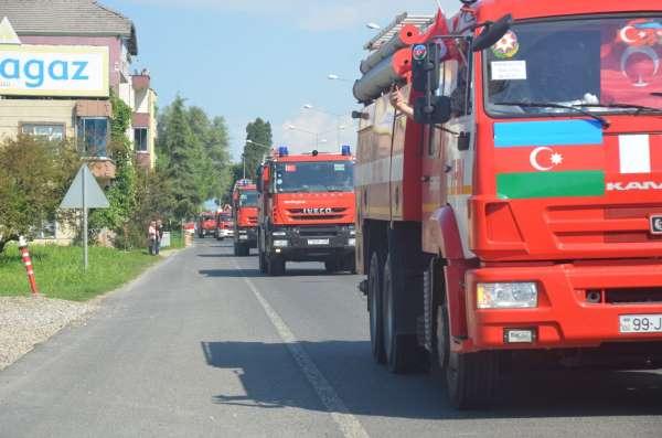 Kardeş Azerbaycan Türkiyenin yanında