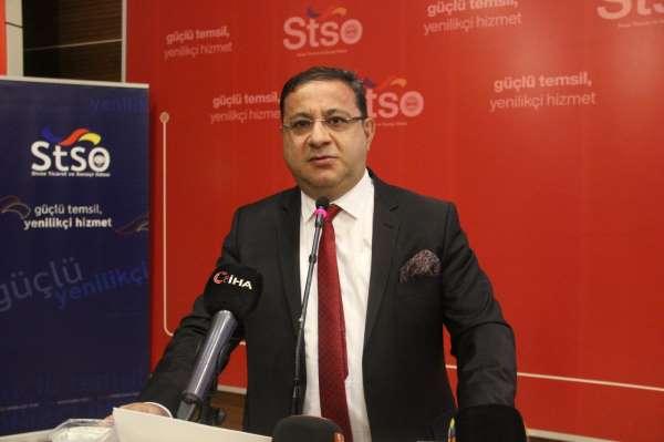 STSO Başkanı Eken: Çalıştayımızın Sivasa çok etkisi olacağına inancımız tamdır