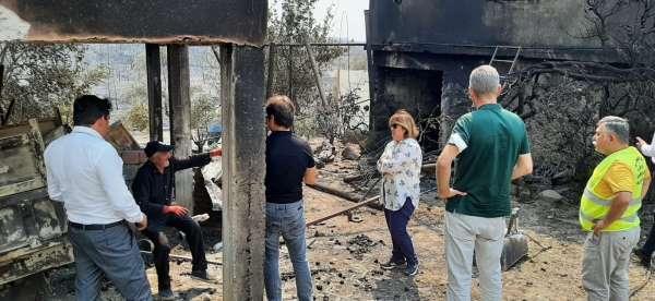 TARSİMden yangın hasarlarına ilişkin açıklama