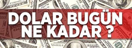 20 Eylül Pazar dolar kuru bugün