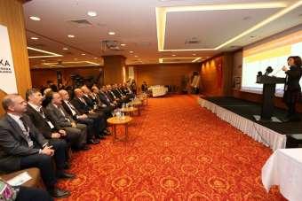 Kocaeli'de 'İstihdam Odaklı Mesleki Eğitim' konuşuldu