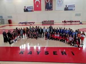Okullar Arası Yıldız Kızlar Basketbol İl Birinciliği Müsabakaları Tamamlandı