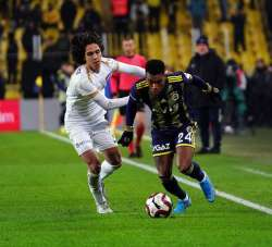 Ziraat Türkiye Kupası: Fenerbahçe: 2 - Kayserispor: 0 (Maç sonucu)