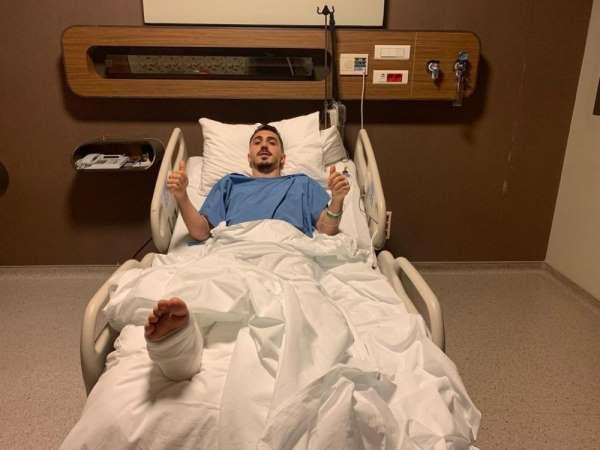 Abdülkadir Ömür ameliyat oldu