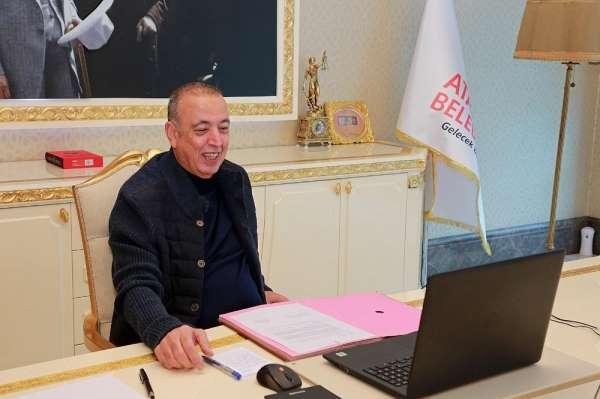 Ataşehir ve Monheim Belediyeleri, ekonomi ve finans alanlarında işbirliği anlaşması imzaladı