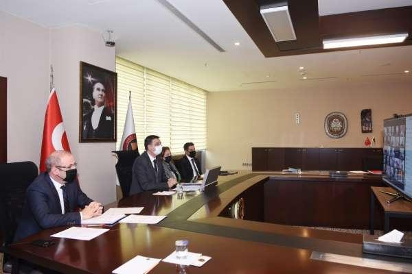 GSO'da yılın ilk meclis toplantısı yapıldı