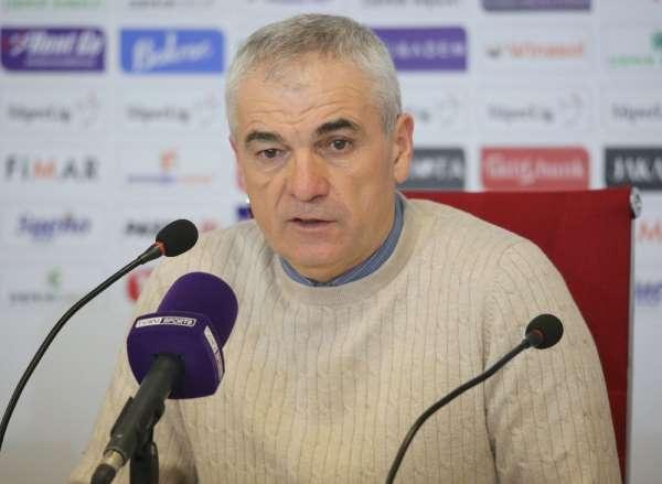 Çalımbay: 'Her maç final havasında geçecek'