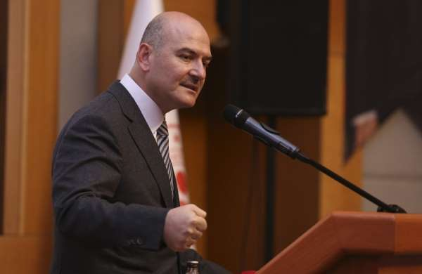 İçişleri Bakanı Süleyman Soylu: HDP, terör örgütünün partisidir