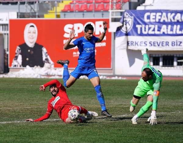 TFF 1. Lig: Tuzlaspor: 0 - Boluspor: 1