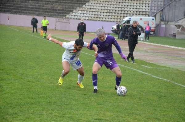 3. Lig: 52 Orduspor FK: 3 - Alanya Kestelspor : 0