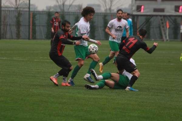 3. Lig: Gölcükspor: 3 - Isparta 32 Spor: 1