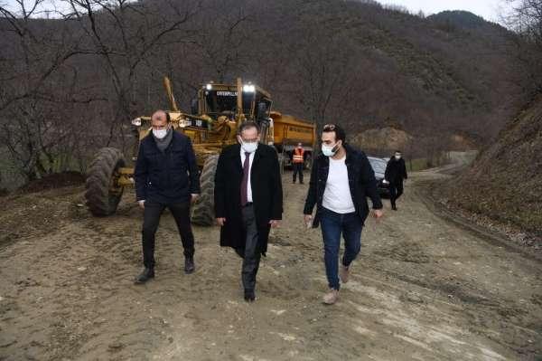 Başkan Demir : Samsuna hizmet etme sevdamız var