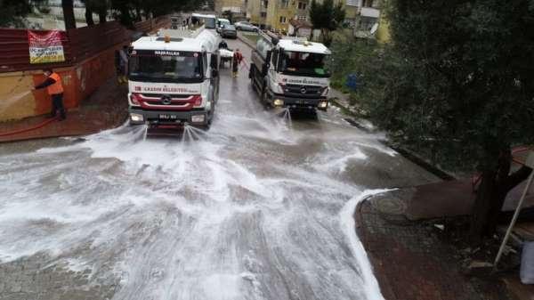Başkan Demirtaş: Salgın gidene kadar mücadelemiz devam edecek