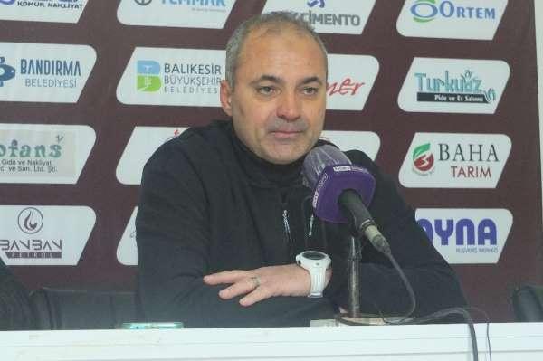 Erkan Sözeri: Güzel bir geriye dönüş yaptık