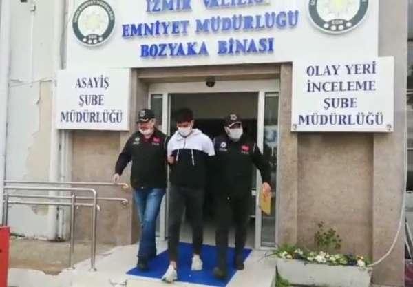 İzmirde terör örgütü PKK/KCK propagandası yapan 5 şahıs yakalandı