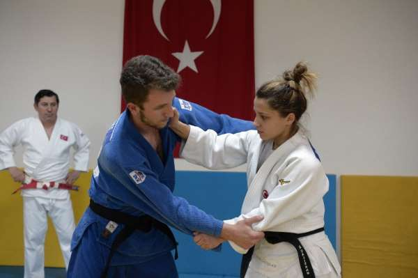 Osmangazili judocular tatamide zirveye çıkacak