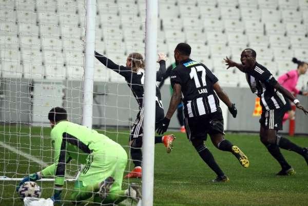Süper Lig: Beşiktaş: 1 - Fenerbahçe: 1 (Maç sonucu)