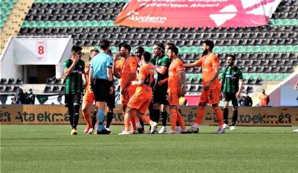 Süper Lig: Denizlispor: 0 - Başakşehir: 0 (İlk yarı)