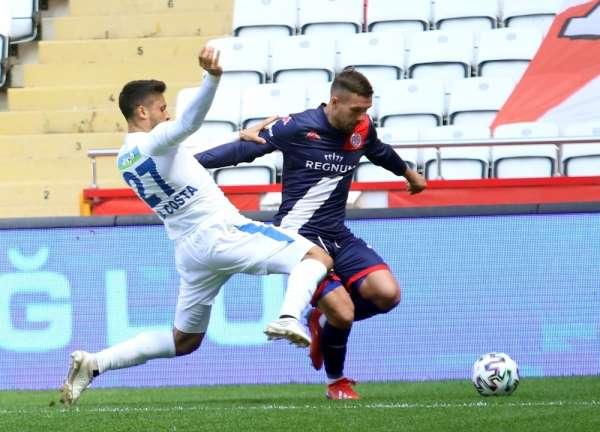 Süper Lig: FT Antalyaspor: 3 - BB Erzurumspor: 1 (Maç sonucu)