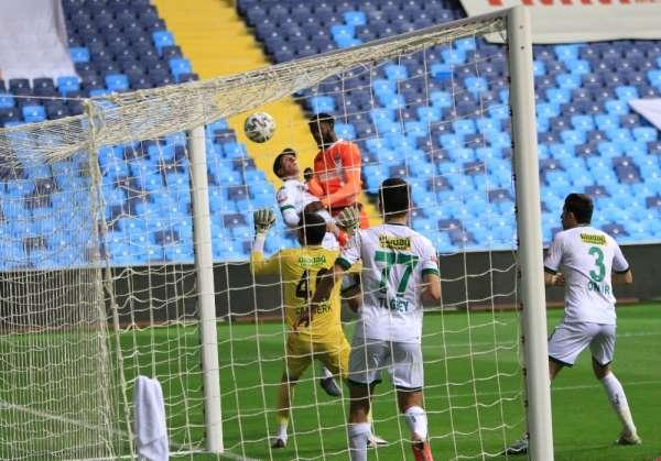 TFF 1. Lig: Adanaspor :0 - Bursaspor: 1 (İlk yarı sonucu)