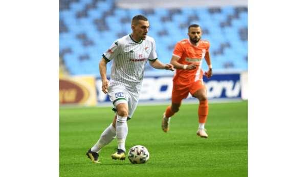 TFF 1. Lig: Adanaspor: 0 - Bursaspor: 3