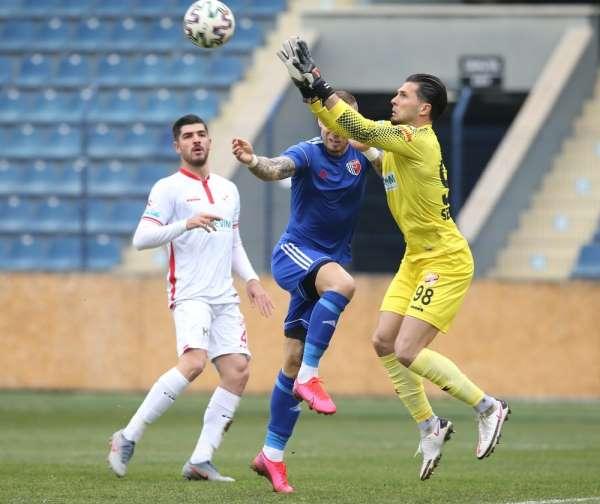 TFF 1. Lig: Ankaraspor: 1 - B. Boluspor: 2