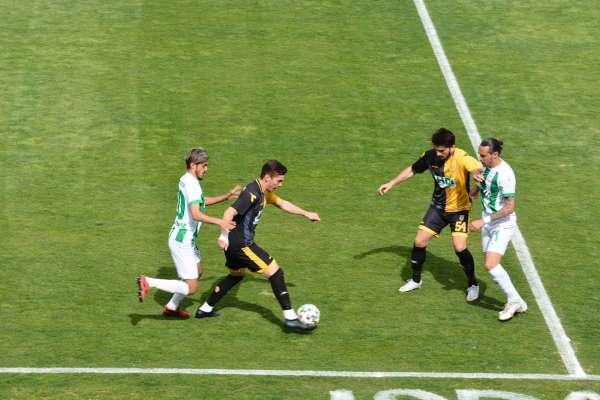 3. Lig: Isparta 32 Spor: 4 - Arhavispor: 0