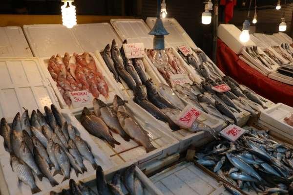 Av yasağıyla birlikte balıkta fiyatlar artmadı düştü