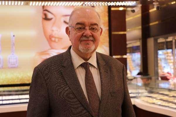 Adana Kuyumcular Odası Başkanı Başman: 'Altının gramı 430 lirayı bulabilir'