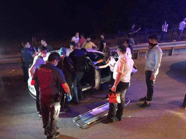 Adıyaman'da zincirleme trafik kazası: 6 yaralı