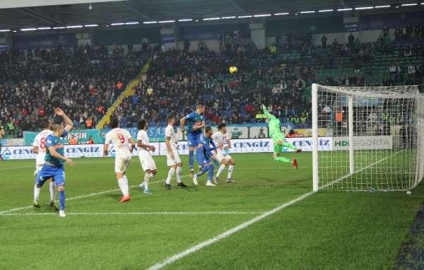 Antalyaspor ve Çaykur Rizespor Süper Lig'de 23. randevuda