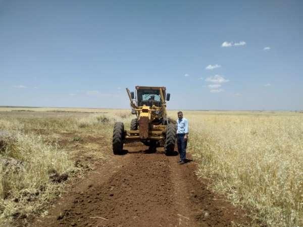 Bağlar Belediyesi 3 kırsal mahalleye yeni yol kazandırdı