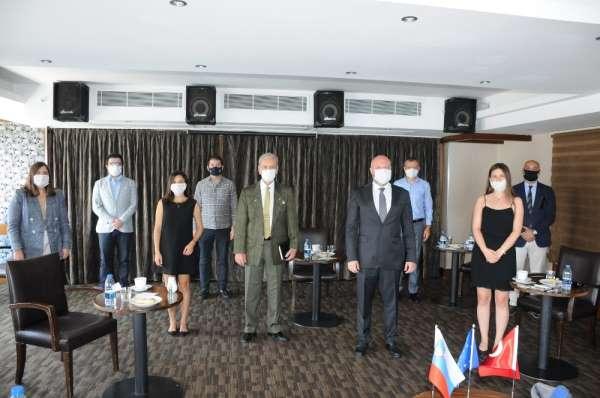 EGİAD-Slovenya işbirliği