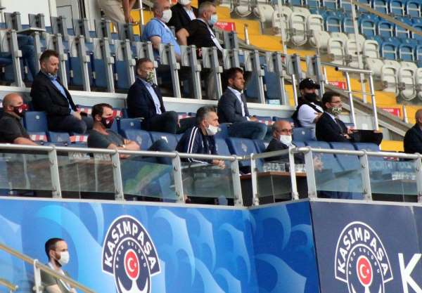 Fenerbahçe yönetiminden Aydınus'a tepki