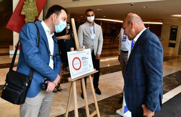 İzmir'deki otele 'Turuncu Çember' sertifikası