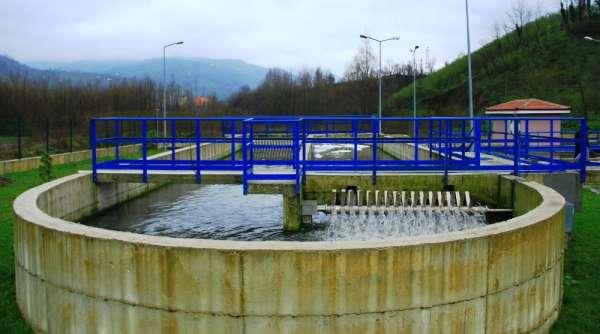 Samsun'da 4 ilçeye atık su arıtma tesisi kuruluyor