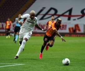 Süper Lig: Galatasaray: 3 - Gaziantep FK: 3 (Maç sonucu)
