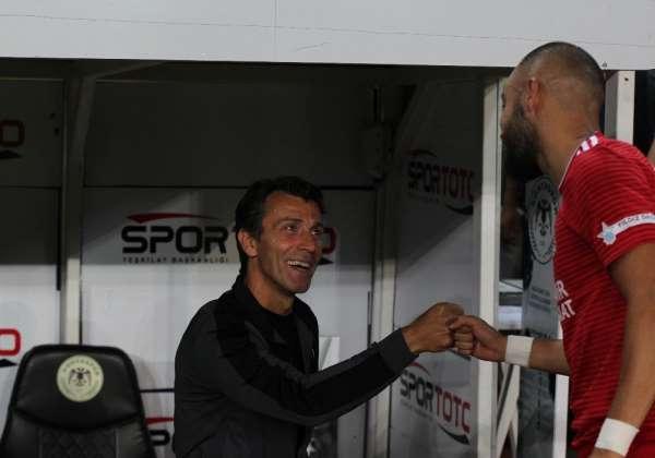 Süper Lig: Konyaspor: 2 - 1 Sivasspor: (İlk yarı)
