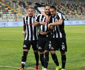 TFF 1. Lig: Altay: 3 - Akhisarspor: 1