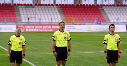TFF 1. Lig: Ümraniyespor: 1 - Fatih Karagümrük: 1